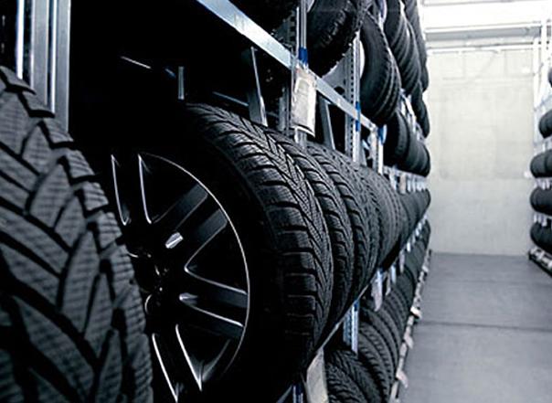 Правильное хранение шин